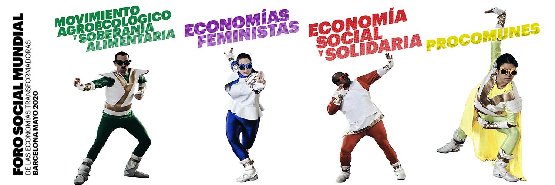 [COMUNICADO] No se celebrará el Foro Social Mundial de las Economías Transformadoras presencialmente