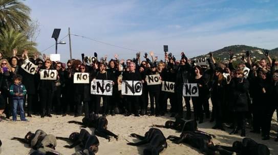 Alianza Mar Blava, Ecofi y la Fundación Finanzas Éticas reclamarán a Repsol que cese la extracción de petróleo, en su junta general de accionistas