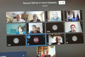 En la emergencia y + allá de ella: la financiación desde las Asociaciones de la Red de Finanzas Alternativas y Solidarias (REFAS).