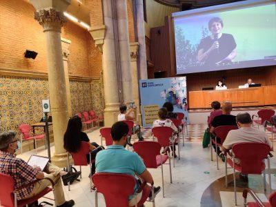 Imagen de la Asamblea de socios y socias de Banca Etica
